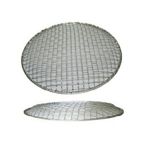 業務用_使い捨て焼肉金網 24.5cm(ドーム型)480枚
