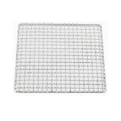 使い捨て焼肉金網 25cm 角型 480枚(240枚×2箱)
