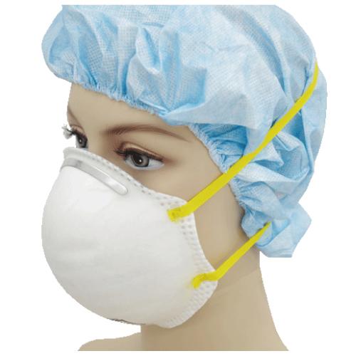 防塵マスク 240枚_国家検定合格品 DS2_使い捨て防塵マスク 防じんマスク