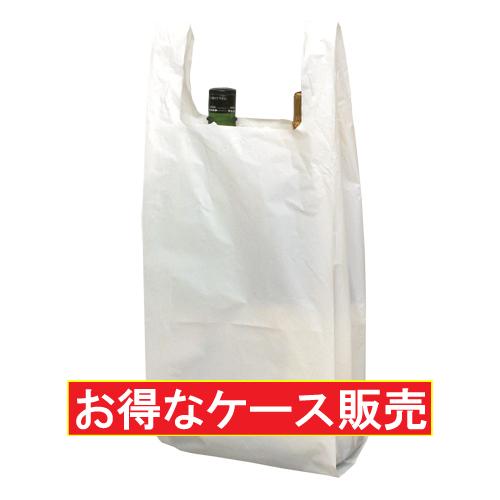 レジ袋(一升瓶/ビン2本用)1500枚