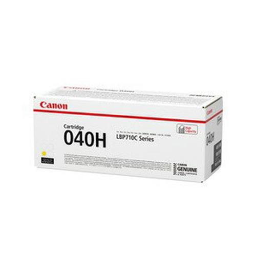 【純正】Canon(キャノン)トナーカートリッジ040H イエロー / 4549292058246【返品不可商品】