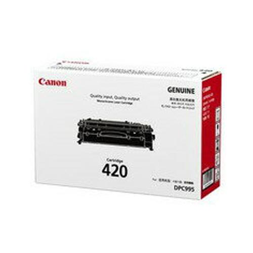 【純正】Canon(キャノン)カートリッジ420 / 4960999780511【返品不可商品】