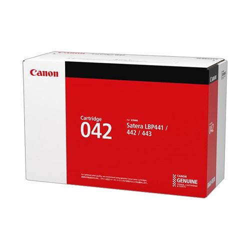 【純正】Canon(キャノン)トナーカートリッジ042 / 4549292077094【返品不可商品】