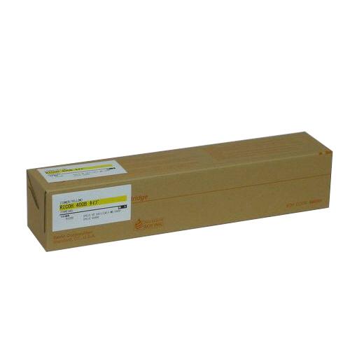 輸入品 RICOH(リコー)IPSIOトナー イエロータイプ400B / 4540956006115【返品不可商品】