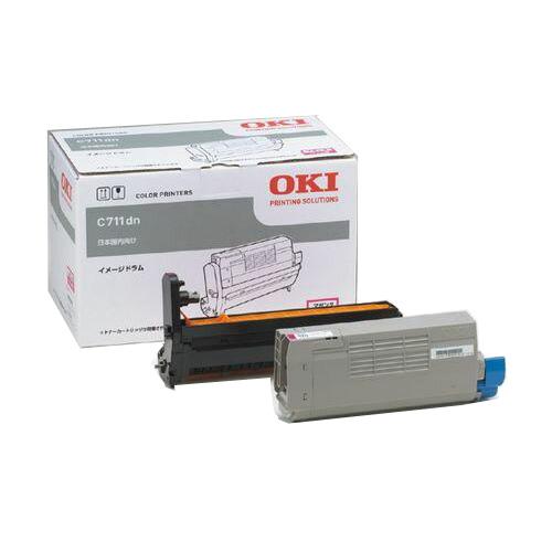 【純正】OKI(OKIデータ)ID-C4JM イメージドラム マゼンタ / 4949443206326【返品不可商品】