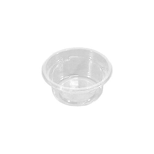 【送料無料】クリーンカップ60BL浅 5000個_業務用_ 使い捨てカップ_フルーツ_デザートカップ _デザート容器_プラスチック容器_