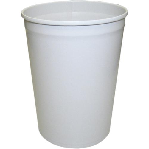 お買得 業務用_アイスクリーム_アイス保存 コートカン 紙容器CO-5L 流行のアイテム 150個_業務用_アイスクリーム_アイス保存_5リットル容器 ロック式 白無地