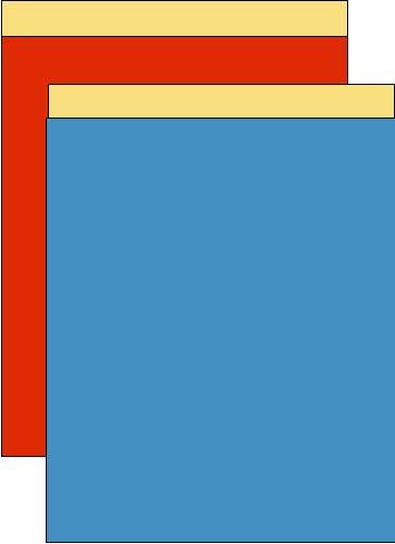 デリバリーパック(L-6)色付2000枚(145x185+10mm)