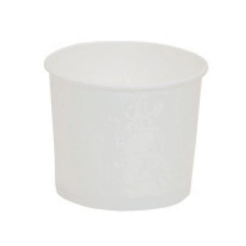 トーカン/アイスカップ 紙容器 業務用(396ml)PC-395 ムジ 両面PE 1000個