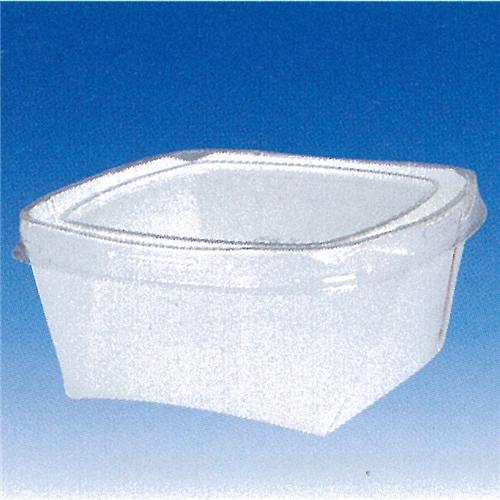 【送料無料】フードコンテナー(正M)無地 600枚_紙容器_テイクアウト容器_食品容器_業務用