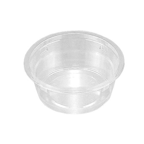 【送料無料】クリーンカップ101パイ140BS 2500個_業務用_ 使い捨てカップ_フルーツ_デザートカップ _デザート容器_プラスチック容器_