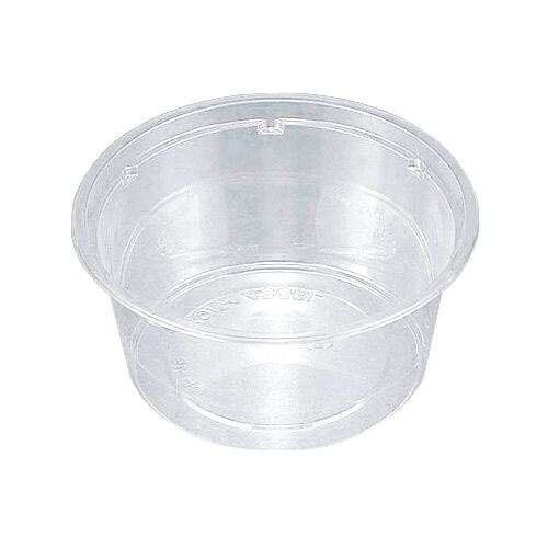 【送料無料】クリーンカップ129パイ430BL 1500個_業務用_ 使い捨てカップ_フルーツ_デザートカップ _デザート容器_プラスチック容器_