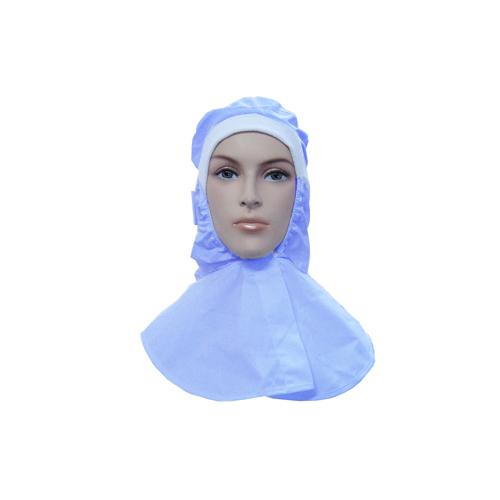オリジナル作業用頭巾(ブルー) 50枚