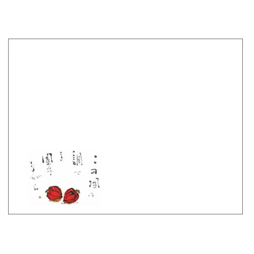 【送料無料】ランチョンマットV962(ほおずき)1000枚