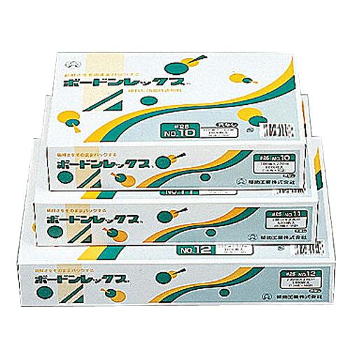 OPP防曇 野菜袋 ボードンレックス 0.025mm No.13-60(130×600mm)穴なし 4000枚 福助工業 454508