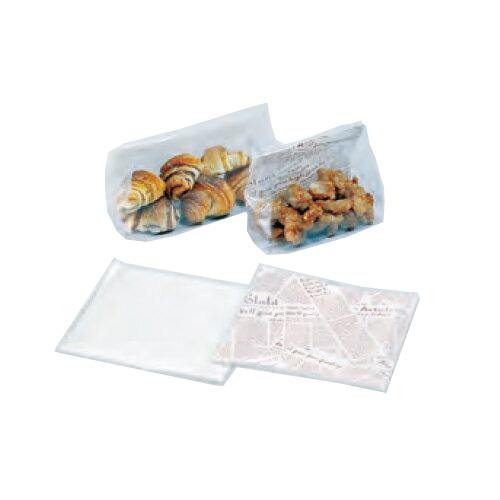 惣菜・調理パン包装袋 デリカパック 耐油 EA28-20 アーティクルD 2000枚 福助工業 0563196
