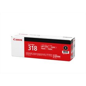 【純正】Canon(キャノン)トナーカートリッジ318 ブラック / 4960999628646【返品不可商品】