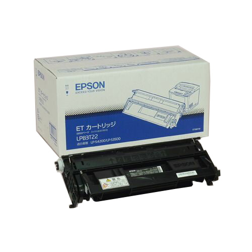 純正品 EPSON(エプソン) LPB3T22 / 4988617017870【返品不可商品】