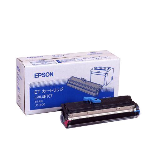 【純正】EPSON(エプソン)LPA4ETC7 / 4547426347754【返品不可商品】