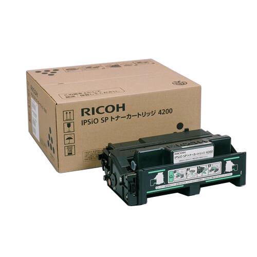 【純正】RICOH(リコー)IPSIO SP トナー 4200 / 4961311848742【返品不可商品】