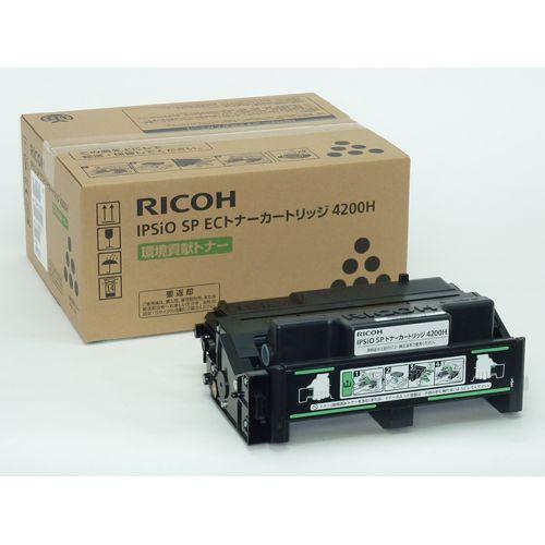 純正品 RICOH(リコー) IPSIO SP ECトナー4200H / 4961311853043【返品不可商品】
