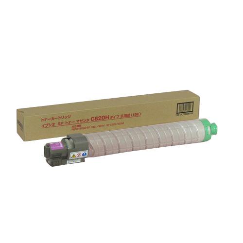 汎用品 RICOH(リコー)IPSIO SPトナー マゼンタ C820H / 4571220348501【返品不可商品】