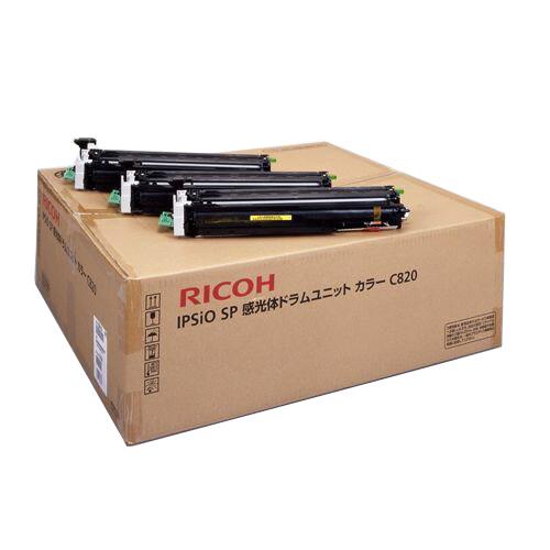 【純正】RICOH(リコー)IPSIO SP感光体ドラム カラー C820 / 4961311847882【返品不可商品】