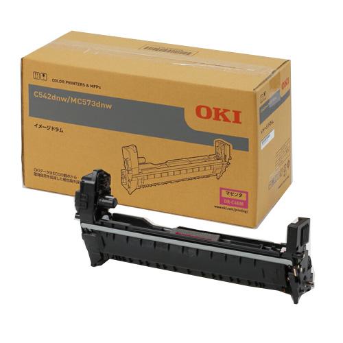 【純正】OKI(OKIデータ)DR-C4BM イメージドラム マゼンタ / 4949443214116【返品不可商品】