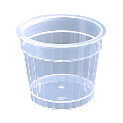 【送料無料】デザートカップ PP71パイ-105ギザギザM(T) 1500個 _デザート容器_プラスチック容器_