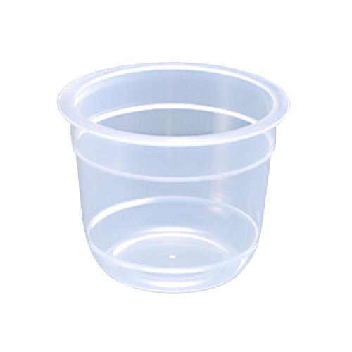 【送料無料】デザートカップ PP71パイ-110タル 1200個 _デザート容器_プラスチック容器_