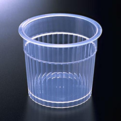 【送料無料】デザートカップ PP71パイ-120W(C) 1200個 _デザート容器_プラスチック容器_