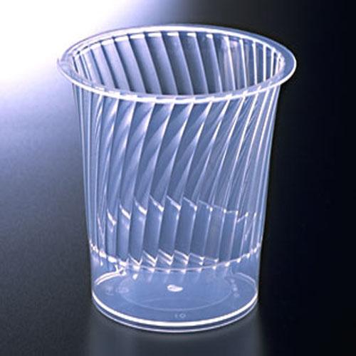 【送料無料】デザートカップ PP71パイ-140ライン(C) 1040個 _デザート容器_プラスチック容器_