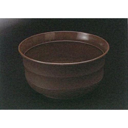 【送料無料】デザートカップ PP88パイ-180RIKYU 茶 640個 _デザート容器_プラスチック容器_