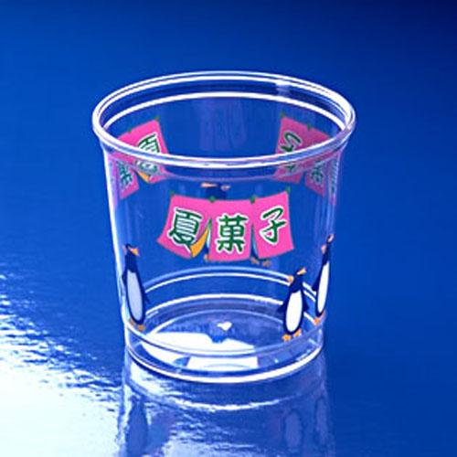 【送料無料】デザートカップ ボンカップ 夏菓子 500個 _デザート容器_プラスチック容器_