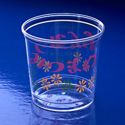 【送料無料】デザートカップ ボンカップ ポピーズ 500個 _デザート容器_プラスチック容器_