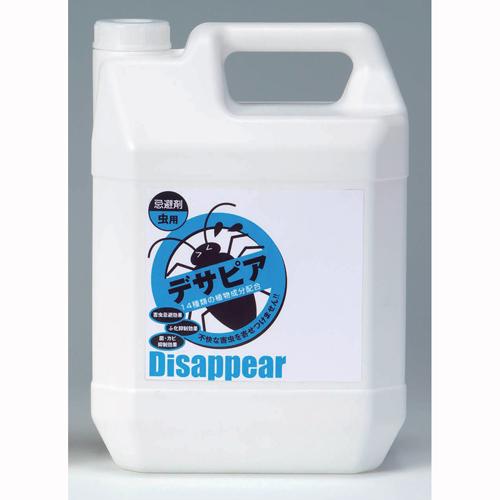 【送料無料】デサピア液体【害虫用】 4L 4本