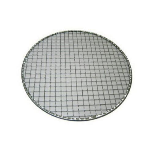 使い捨て焼肉金網 24.5cm平型 480枚(240枚×2箱)