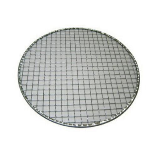業務用_使い捨て焼肉金網 27cm平型 480枚