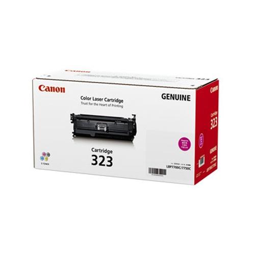 【純正】Canon(キャノン)トナーカートリッジ323 マゼンタ / 4960999572048【返品不可商品】