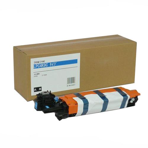 汎用品 EPSON LPC4K9C 感光体ユニット シアン / 4540956024508【返品不可商品】