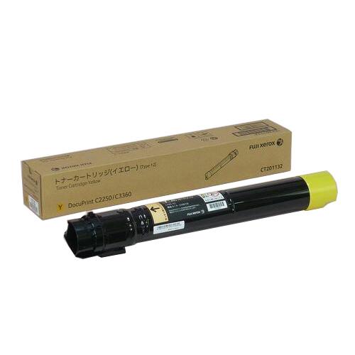 純正品 FUJI XEROX CT201132大容量イエロー / 4982012811187【返品不可商品】