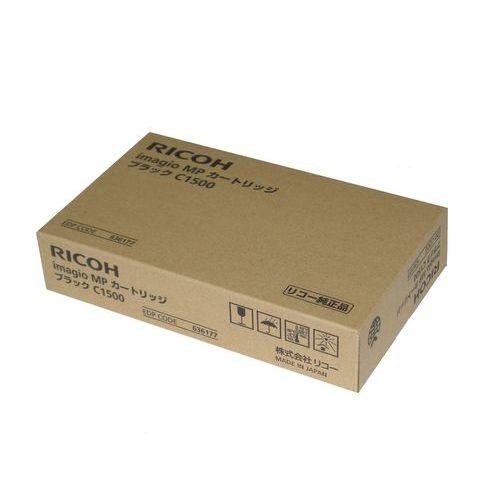 【純正】RICOH(リコー)imagio MPカートリッジ ブラックC1500 / 4961311021923【返品不可商品】