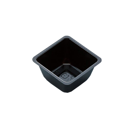 小鉢45 黒 2000個
