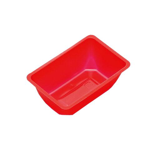 小鉢65-長6割 赤 3000個