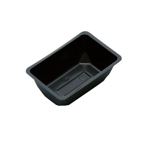 小鉢65-長6割 黒 3000個