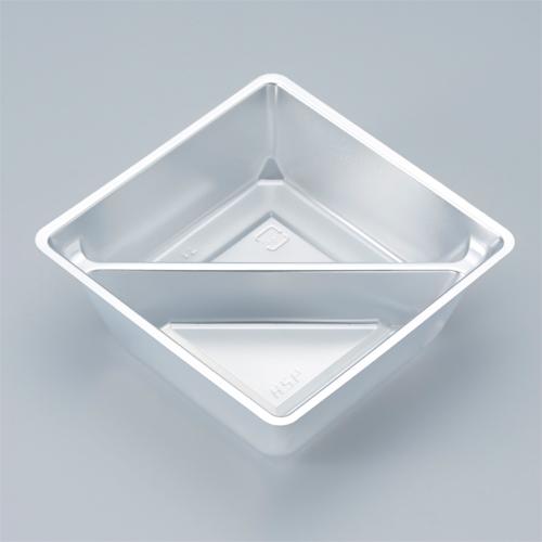 小鉢70仕切有 銀 2000個