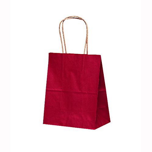 手提げ紙袋 T-2カラー(赤)400枚