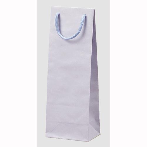 【送料無料】カラークラフトバッグTW(アクア) 100枚_紙袋_手提げ袋_紙バッグ_業務用