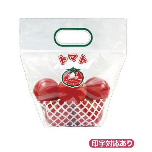 ●ご注文後の在庫確認となります。 トマト3 スタンドVシール 2000枚【返品不可】