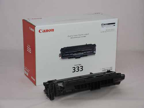 輸入CANON トナーカートリッジ533(333)【返品不可商品】